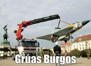 Burgos Gruas