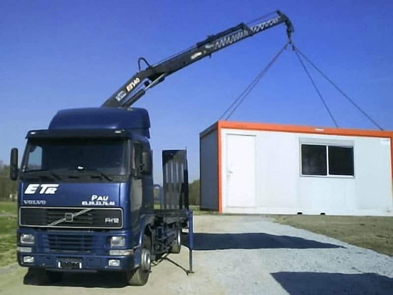 Empresas de alquiler de camiones grua en Burgos