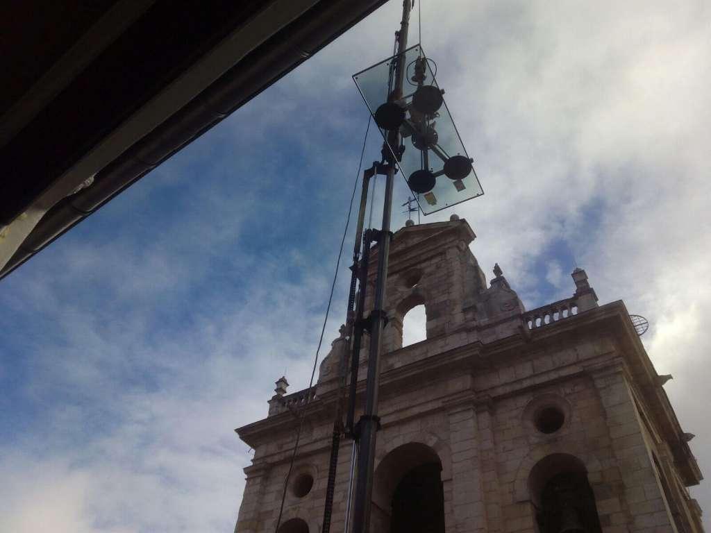 Empresas de alquiler de gruas para la construccion en Burgos