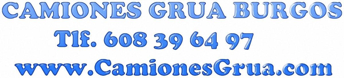 Presupuestos empresa de camiones grua en Burgos