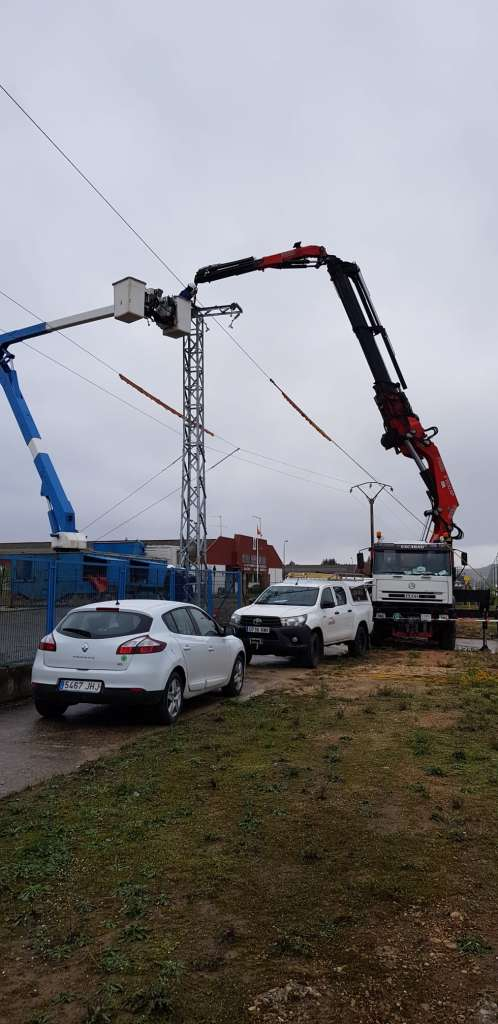 camiones alquiler Burgos