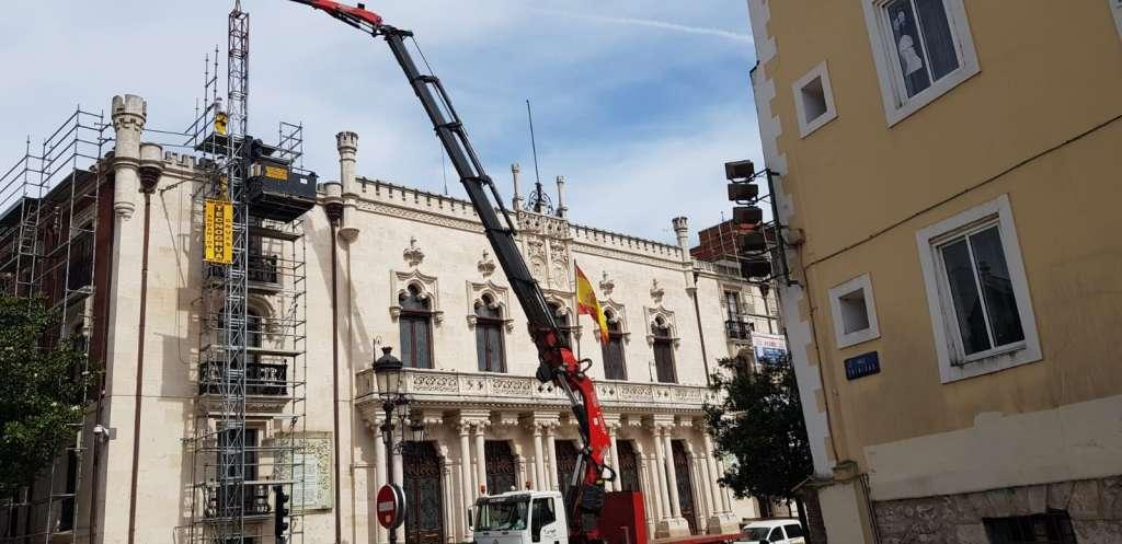 camiones grua Burgos