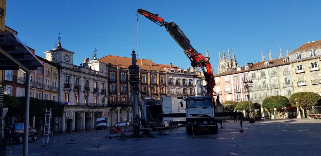Gruas Burgos